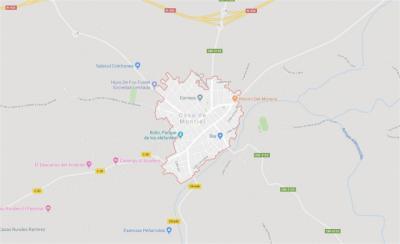 Fallece el conductor de un tractor tras la colisión con un turismo en Ossa de Montiel