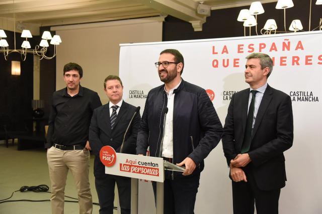 Gutiérrez: 'España necesita un gobierno en el que la ciudadanía pueda reconocerse'