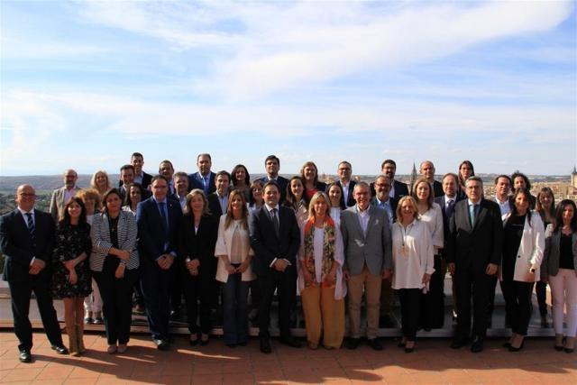 En el PP CLM tienen la 'sensación' de que gobernarán Castilla-La Mancha