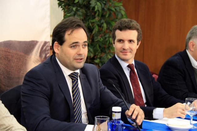Casado estará con Núñez en la presentación del programa electoral del PP CLM