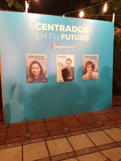 Núñez inicia campaña con el reto de