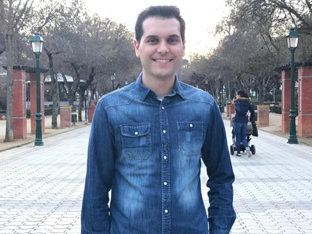 El talaverano Alfonso Senovilla, candidato de PACMA a la Presidencia de la Junta
