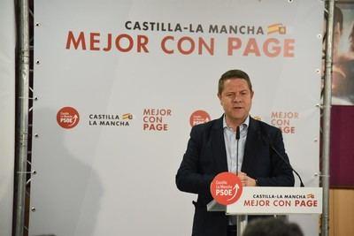 Page, sobre el debate y Núñez: