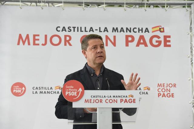 Page rechaza que se ataque a Amancio Ortega por las donaciones en Sanidad