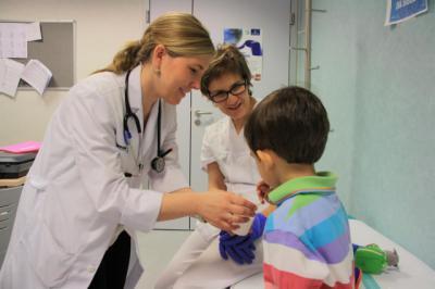 La Junta destina 69 millones a la formación sanitaria especializada