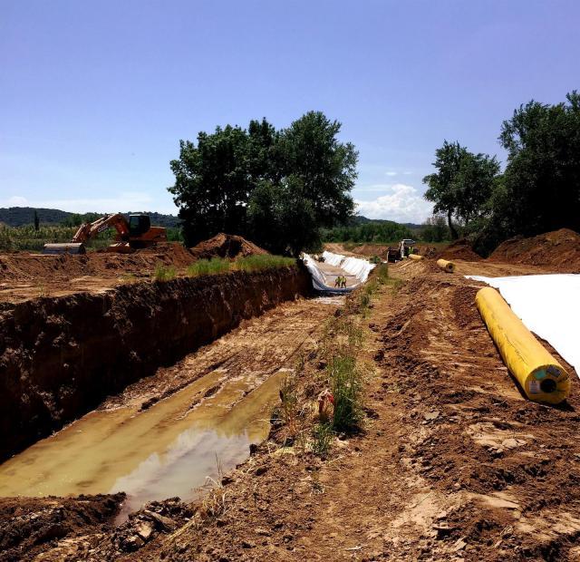El Gobierno declara de emergencia las obras para llevar agua del Tajo al Canal Bajo del Alberche