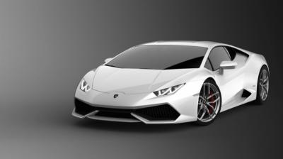 Detenido un joven de 22 años por conducir con un Lamborghini a 228 km/h en una vía de 100