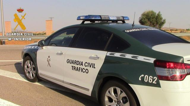 Coche de la Guardia Civil / Archivo