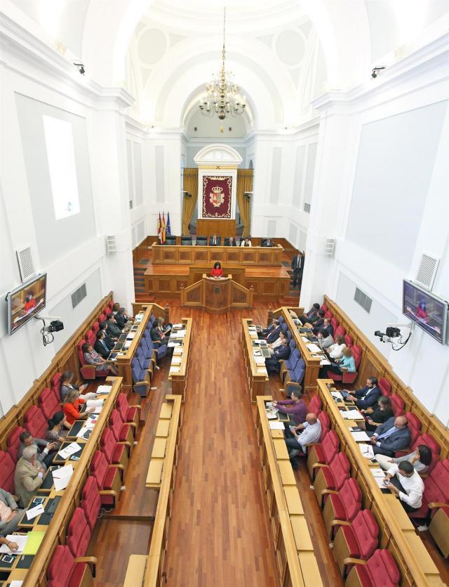 Este miércoles se constituyen las nuevas Cortes regionales