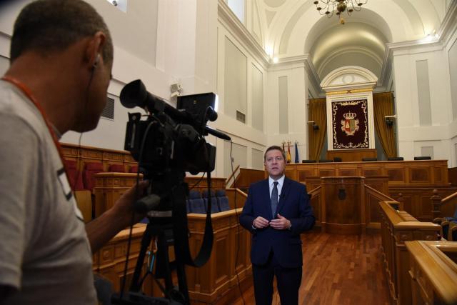 Page ve necesario 'sopesar' la entrada de Podemos en Gobierno central porque 'dentro tiene figuras que generan vetos'