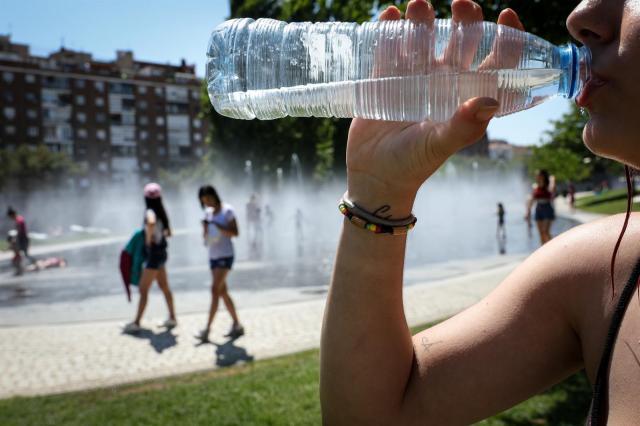 Recomendaciones para sobrevivir a la ola de calor