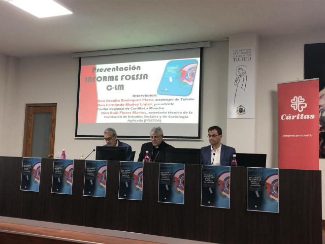 Unos 328.000 castellano-manchegos se encuentran en exclusión social