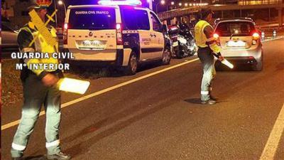 Investigado un camionero por conducir septuplicando la tasa de alcohol permitida