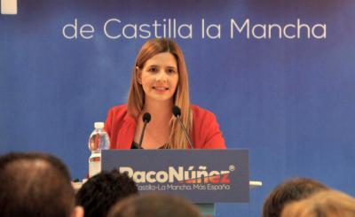 Carolina Agudo dejará las Cortes para ser senadora autonómica
