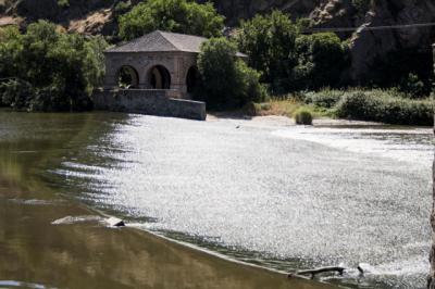 Río Tajo a su paso por Toledo / Archivo (Europa Press)