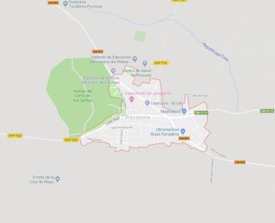 Muere un hombre de 81 años tras la salida de la vía de un turismo en Porzuna