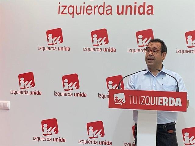 IU pide que la Junta asuma los costes de la Seguridad Social de los planes de empleo