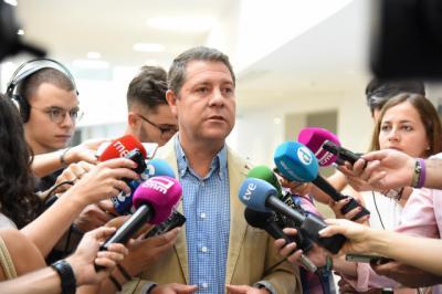 Page se muestra convencido de la repetición electoral: 'Estamos en un escenario que cada vez huele más a preelecciones'
