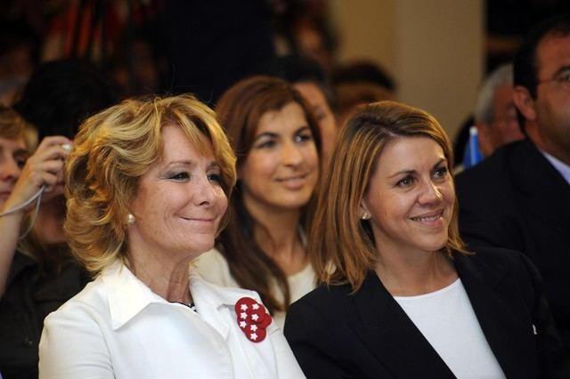 El juez de la Púnica investiga actos electorales de Cospedal y Aguirre