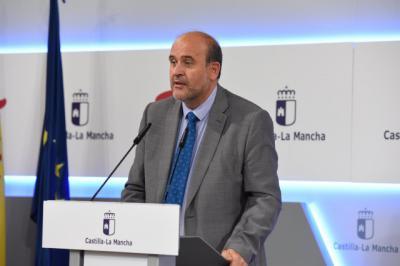 El Gobierno CLM de Murcia:
