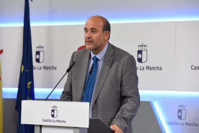"""El Gobierno CLM de Murcia: """"No queremos cambiar el agua por dinero"""""""