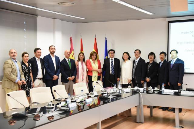 El Gobierno regional promocionará CLM en China