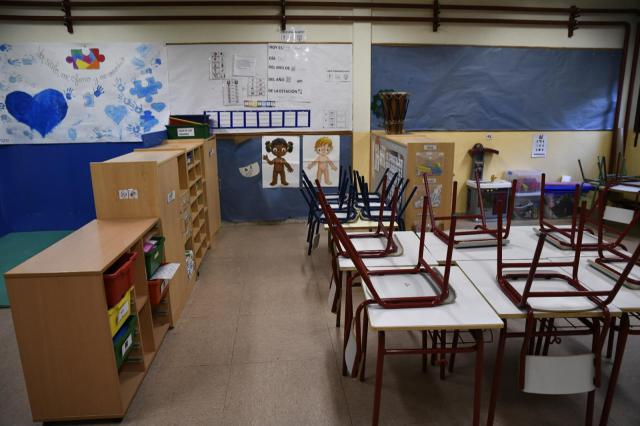 El curso escolar comienza este lunes con 300 profesores más