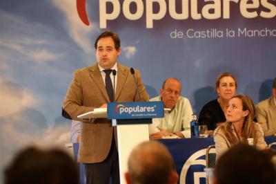 Núñez quiere crear 'CLM Suma' y que el centro derecha sea referente