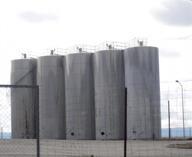Los precios industriales caen un 4,66% en agosto en CLM