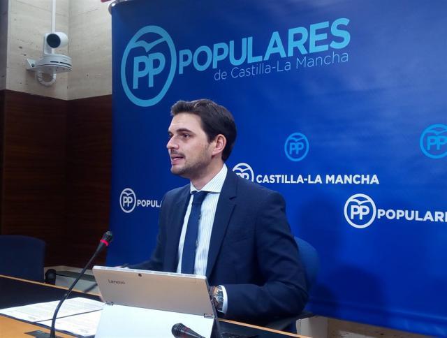 El PP insiste en que Cs 'dé una respuesta' sobre su oferta de unirse a 'Castilla-La Mancha Suma'