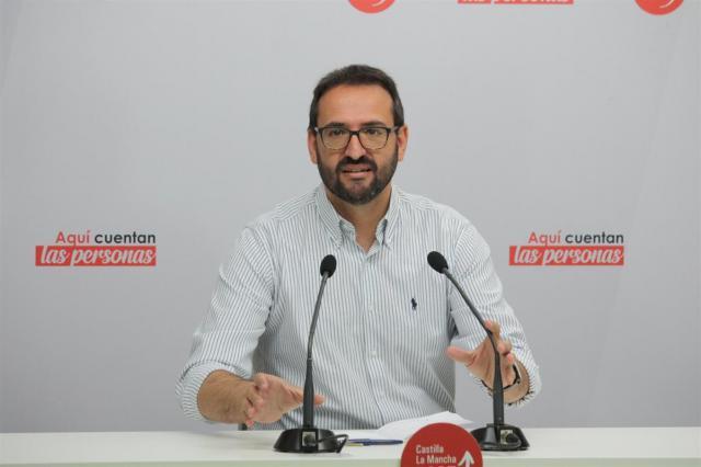 Sergio Gutiérrez repetirá como cabeza de lista del PSOE al Congreso por Toledo