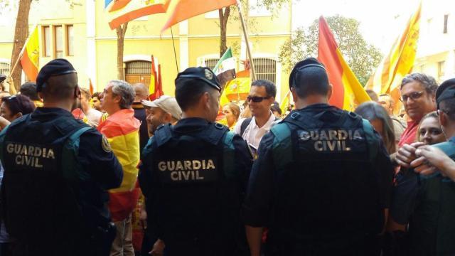 Unidad en las Cortes de CLM para apoyar la labor de las Fuerzas y Cuerpos de Seguridad en Cataluña