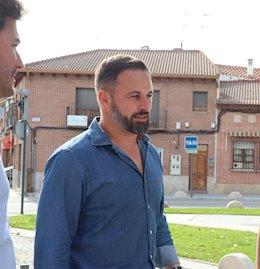 Santiago Abascal | Europa Press