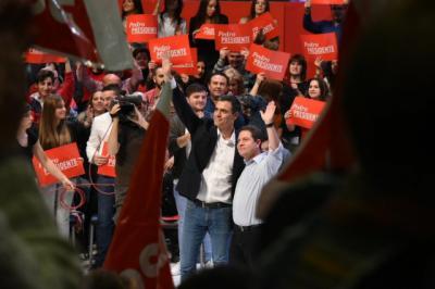 Pedro Sánchez estará con García-Page en Alcázar de San Juan