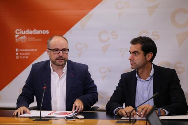 Cs CLM acusa a la alcaldesa de Talavera de 'estrangular y silenciar' a la oposición
