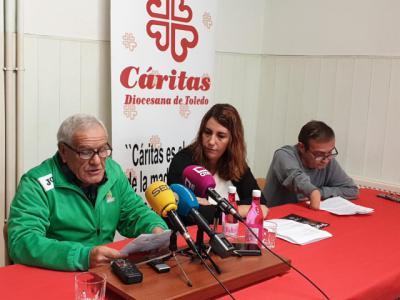 Cáritas Diocesana atendió a 378 personas en Talavera en 2018