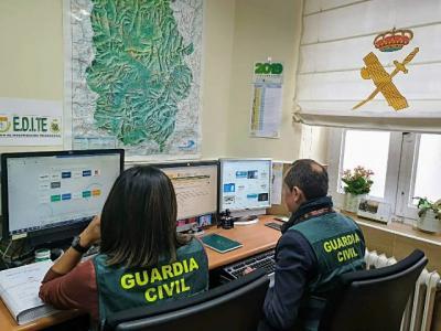 Tres detenidos por estafar más de 10 millones de euros a 12 expresas extranjeras