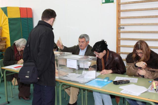 Estos son los permisos retribuidos para los trabajadores que vayan a votar el 10-N en Castilla-La Mancha