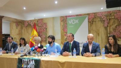 Vox se compromete a construir el AVE con parada en Toledo y Talavera: