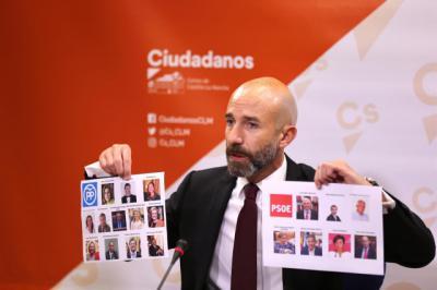 Cs CLM carga contra PSOE y PP: