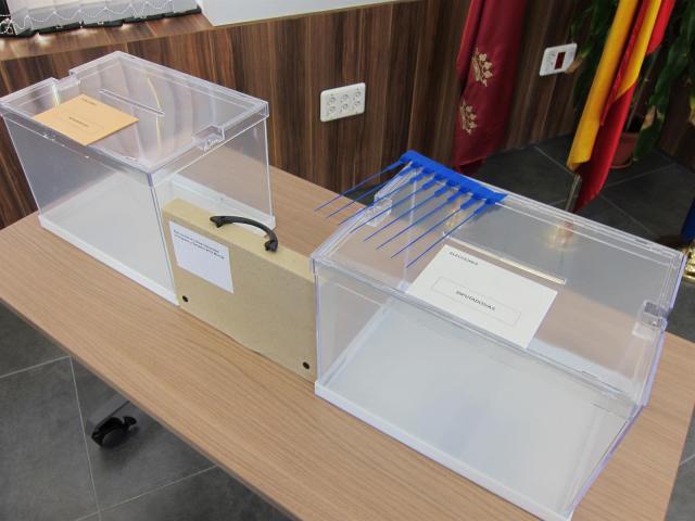 ESPECIAL 10-N | En Toledo, con el 30,81% escrutado, se produce un triple PSOE, PP y Vox