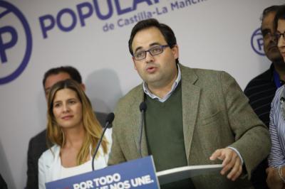 Núñez destaca que PP ha recuperado 22.000 votos en CLM