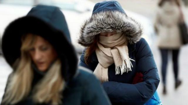 La AEMET alerta de un desplome de las temperaturas