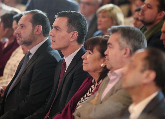 El PSOE consultará a su militancia el acuerdo de gobierno con Unidas Podemos
