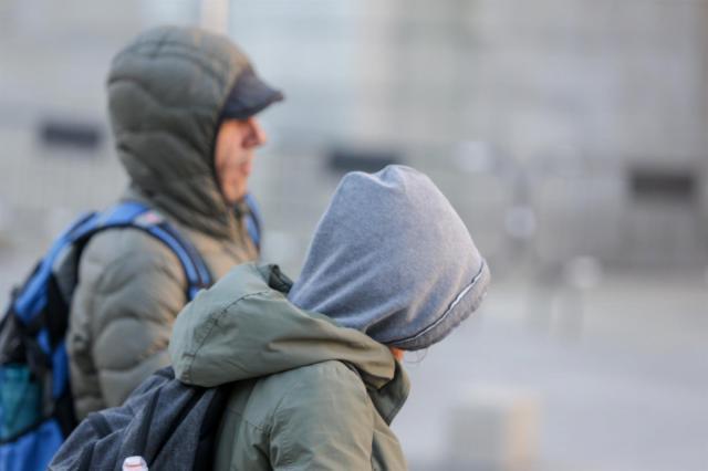 La lluvia, la nieve y el frío seguirá el fin de semana y la próxima semana en toda España menos en Canarias