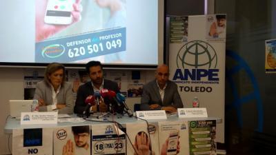 El Defensor del Profesor de ANPE atendió 101 casos el pasado curso en CLM, la mayoría por acoso