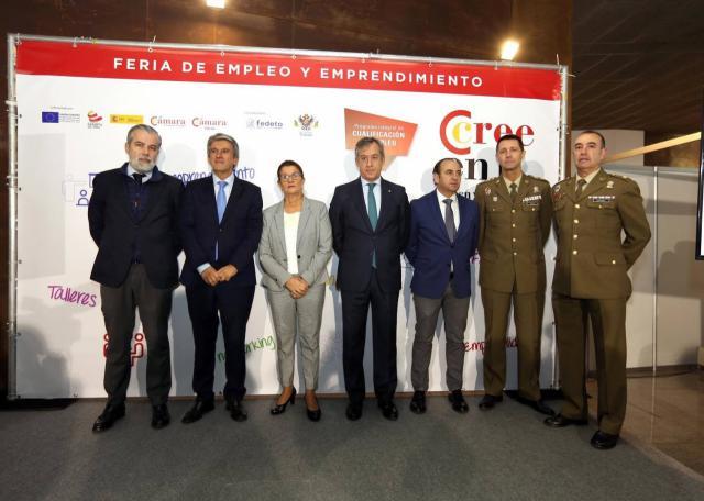 Abre sus puertas la Feria de Empleo Toledo con más de 500 empleos privados y 7.650 públicos