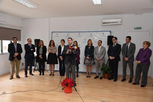 Castilla-La Mancha garantizará por Ley la universalización de la Atención Temprana