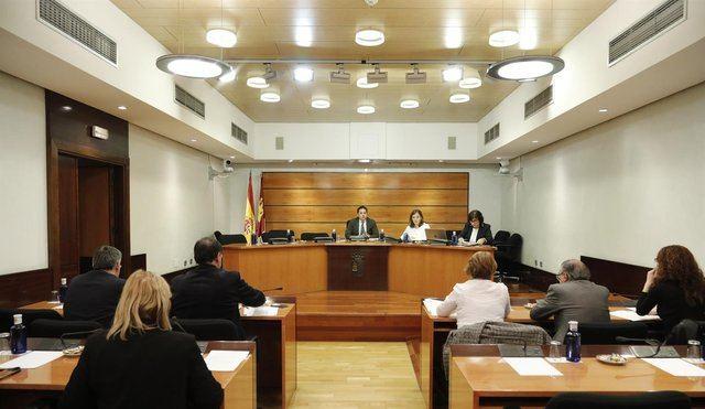 Comisión sobre la Ley de Mecenazgo |  JCCM