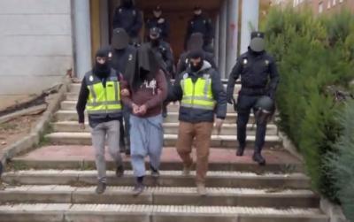 Prisión incondicional para el detenido acusado de formar parte de una red de apoyo a DAESH